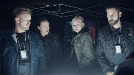 觀賞無影無蹤(上)。第 2 季第 9 集。