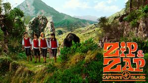 Zipi & Zape y la Isla del Capitan